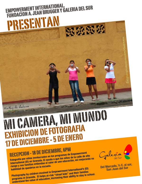 Galleria del Sur Photo Exhibtion