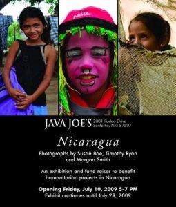 Nicaragua exhibition